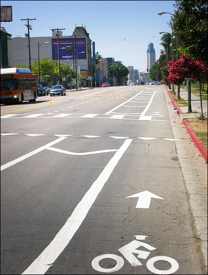 7th St. Cycle Track
