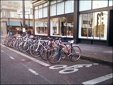 PDX Bike Corral