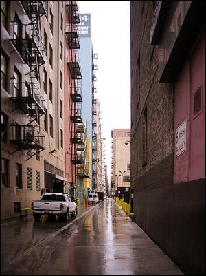 Anjac Alley