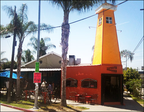 Cafecito Organico Tower