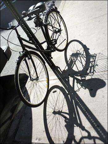 Eric Miller's City Bike