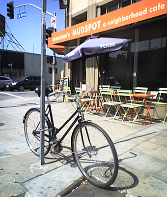 City Bike at Massimo's