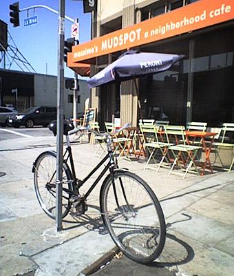 City Bike at Massimo's