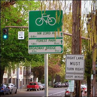 Wayfinding in Portland
