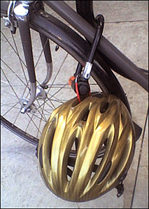Bicycle Fixation The Helmetlock